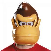 Donkey Kong Plastic Adult Mask