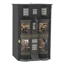 Hallmark Ornament 2016 Ollivanders Wand Shop - Harry Potter - #QXI3044