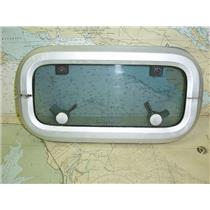 Boaters' Resale Shop of TX 1605 2727.02 LEWMAR TINTED OPENING PORT WITH TRIM
