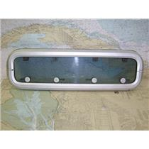 Boaters' Resale Shop of TX 1605 2727.14 LEWMAR TINTED OPENING PORT & TRIM