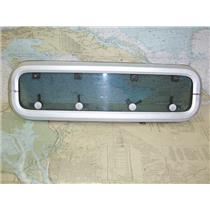 Boaters' Resale Shop of TX 1605 2727.12 LEWMAR TINTED OPENING PORT & TRIM