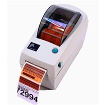 Zebra LP2824 Plus Direct Thermal Barcode Printer 282P-201510-000 USB Network
