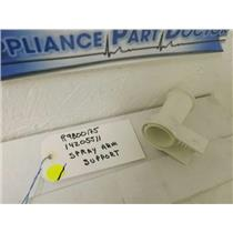 AMANA DISHWASHER R9800175 14205511 SPRAY ARM SUPPORT USED