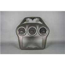 08-10 Saturn Vue 12-15 Chevrolet Captiva Sport Radio Dash Trim Bezel with Vents