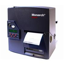 Paxar Monarch 9855 M09855 Thermal Barcode Label Tag Printer Network USB 203DPI