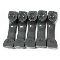 Lot of 5 Cisco CP-WB-HANDSET Original Cisco Handset For 7900 Series VoIP