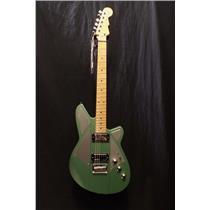 Reverend Guitars BC-1 Billy Corgan Signature Guitar Satin Metallic Alpine #4925