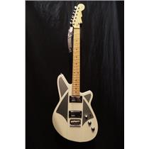 Reverend Guitars BC-1 Billy Corgan Signature Guitar Satin Pearl White #4928