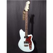 Reverend Guitars Double Agent Wilkinson Tremolo Chronic Blue NEW! #2793