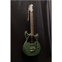 Reverend Guitars Spacehawk Reeves Gabrels Signature Metallic Alpine