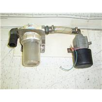 Boaters' Resale Shop of TX 1607 4141.57 MARCH 12 VOLT PUMP & STRAINER ASSEMBLY