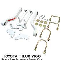 Space Arm Arms Stabilizer Control Sport Kits Toyota Hilux Vigo KUN25 KUN26 05-14