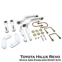 Space Arm Arms Stabilizer Control Sport Kits Toyota Hilux Revo GUN125 GUN126 15+