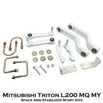 Space Arm Arms Stabilizer Control Sport Kits Mitsubishi Triton L200 MQ MY 2015++
