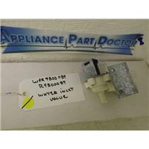AMANA WHIRLPOOL DISHWASHER WPR9800089 R9800089 WATER INLET VALVE USED