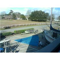 Boaters Resale Shop of Tx 1306 0271.91 SPINNAKER SYMMETRICAL LUFF:24-6 FT:17-10