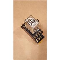 Omron G2A-432A Relay w/ base 0341YT