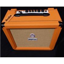 Orange Crush 35rt 35 Watt Solid State 1x10 Combo Amplifier for Electric Guitar