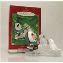 Hallmark Keepsake Series Ornament 2000 Frosty Friends #21 - #QX6601