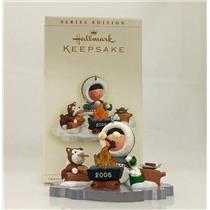 Hallmark Keepsake Series Ornament 2006 Frosty Friends #27 - #QX2513