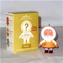 Hallmark Mystery Ornament 2011 Toymaker Santa - Frosty Friends - #QK5009TS