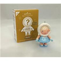 Hallmark Mystery Ornament 2012 Winter Fairy - Frosty Friends - #QK5001WF