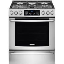 ELECTROLUX IQ-Touch Series EI30GF45QS 30 Inch Freestanding Gas Range Images