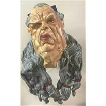 Cesar Adult Soft Vinyl Dr. Caligari Silent Screamer Overhead Mask 1997