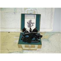 Boaters' Resale Shop of TX 1607 2542.12 DAVIS MARK 15 MASTER SEXTANT IN CASE
