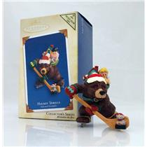 Hallmark Colorway / Repaint Ornament  2005 Hockey Thrills - #QX2152C-SDB