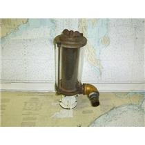 Boaters' Resale Shop of TX 1608 0257.01 GROCO RAW WATER STRAINER FOR CHRIS CRAFT