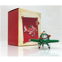 Hallmark Colorway / Repaint Magic Ornament 2005 Spirit of St Nick - #QLX7645C