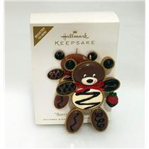 Hallmark Limited Ornament 2010 Berry Sweet Bear - Register to Win - #LPR3413