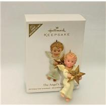 Hallmark Keepsake Register to Win Ornament 2011 The Angel's Star - #LPR3417