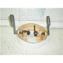 """Boaters' Resale Shop of TX 1608 2472.12 DAMAGED YACHTSPECIALTIES 7"""" SHIFT COLLAR"""