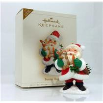 Hallmark Keepsake Limited Ornament 2006 Bunny Hug - #QXE3223
