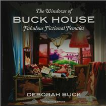 Lot of 6 NEW Hardcover The Windows of Buck House: Fabulous Fictional Females -A