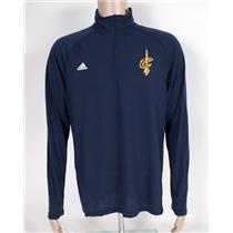 Adidas NBA Blue Cleveland Cavaliers Jacket Large