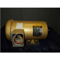BALDOR MOTOR 2HP, 1755RPM, 3PH, 60HZ, 56C, 3528M, CEM3558
