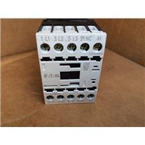 EATON XTCE009B01 CONTACTOR 24V 50/60Hz