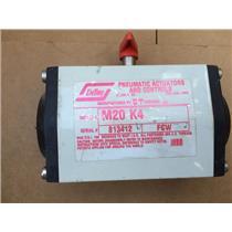 UNITORQ M20 K4 PNEUMATIC ACTUATORS AND CONTROLS MAX PSI 150 ACTUATOR