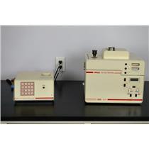 HNU Systems GC-321 Gas Chromatograph & Z-80 Microprocessor Controller PID