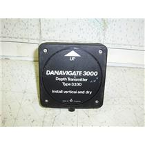 Boaters Resale Shop of TX 1308 0101.52 DANAVIGATE 3000 DEPTH TRANSMITTER 3330