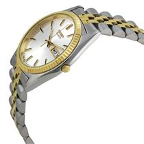 Seiko Mens SGF204 Two Tone Day/Date.Mans Seiko Watch Retail $295 Sale $221.25