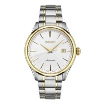 Seiko Mens Watch SRP704 All Steel. Two Tone Mechanical Automatic Movement. 100m
