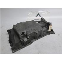 03-07 SAAB 9-3 2.0T oil pan 12787809