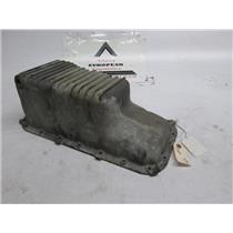 Fiat X1/9 engine oil pan