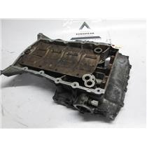 98-03 Jaguar XJ8 engine upper oil pan XW936706