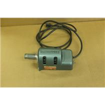 CARPENTER Mfg. Co. Model 88-C Motor with Reversing Switch 115V USED