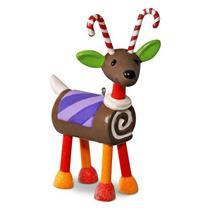 Hallmark Keepsake Limited Ornament 2016 Santa's Sweet Reindeer - #QXE3154